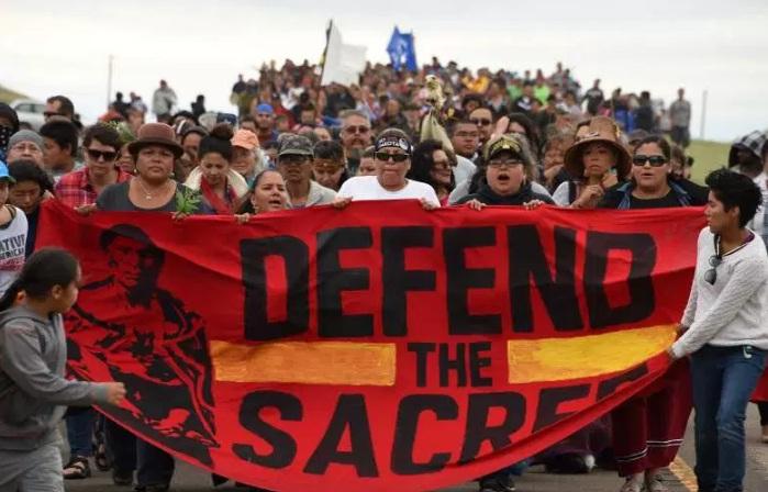 Denuncian que empresa detrás de oleoducto de Dakota amenaza la vida silvestre