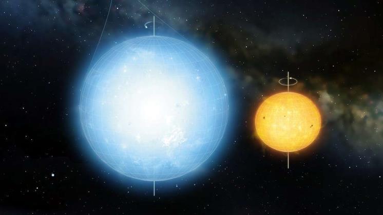 Un grupo de astrónomos encontró la esfera más perfecta del Universo