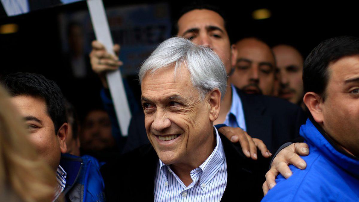 """""""Pero tiene sus reservas"""": Piñera festina con contextura física de mujer adherente"""