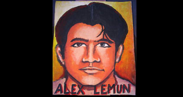 Contra el olvido: el asesinato de Alex Lemún en plena recuperación de tierras ancestrales