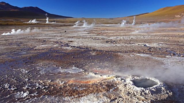 El desierto de Atacama podría esconder evidencia de antigua vida en Marte