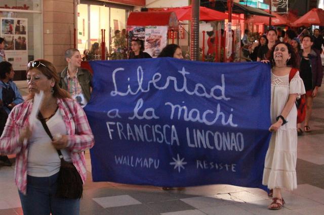 Alcaldes mapuche y diputadas tras reunión con Linconao: «La Ley Antiterrorista ha sido nefasta en Chile»
