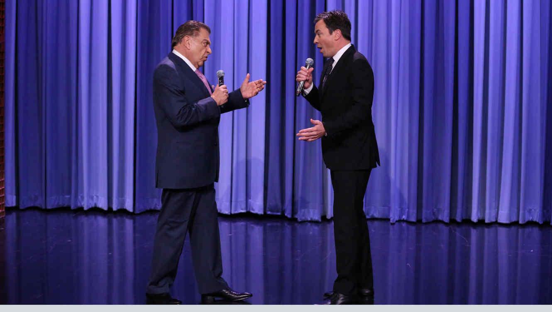 Don Francisco cantó con Jimmy Fallon en The Tonight Show (VIDEO)