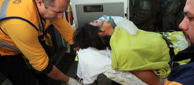 Comunidad de Temucuicui denunció brutal golpiza de Carabineros contra joven mapuche