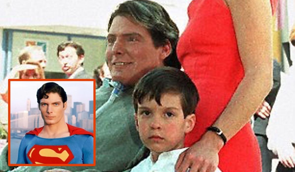 El hijo del recordado actor de Superman tiene 24 y es muy parecido a su padre (FOTOS)