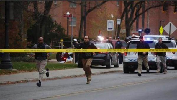 EEUU: Nueve personas heridas por tiroteo en Universidad de Ohio