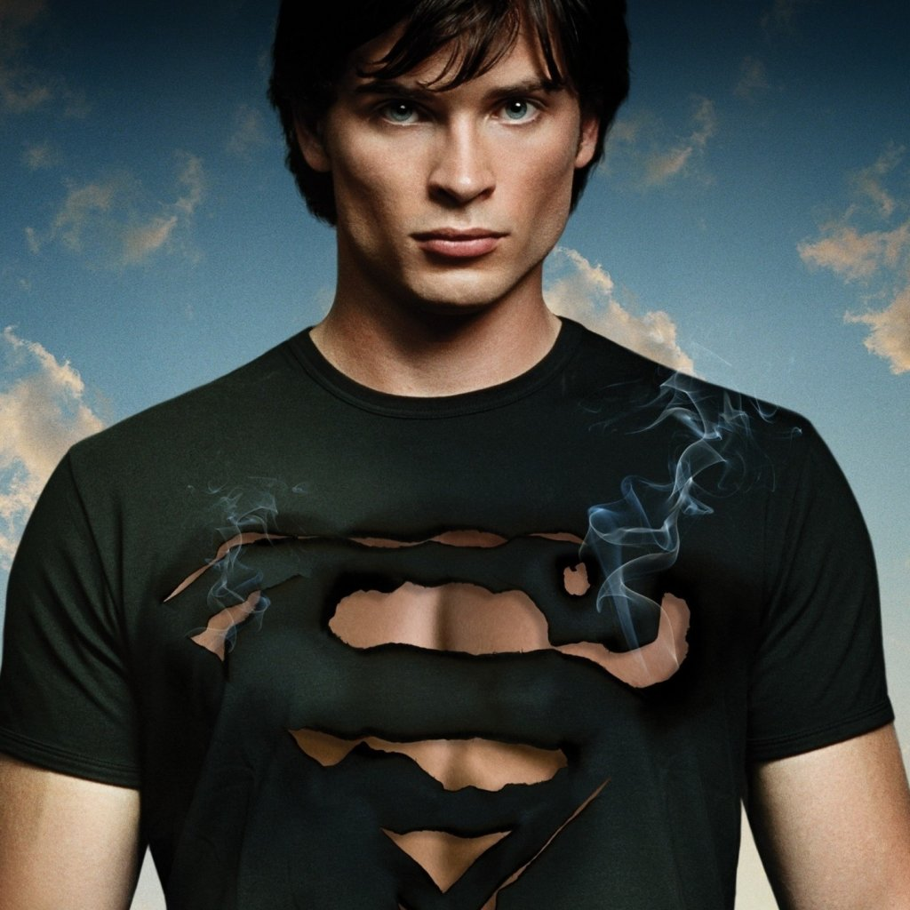 Mira como ha cambiado Tom Welling, el actor que interpretó a Superman en Smallville