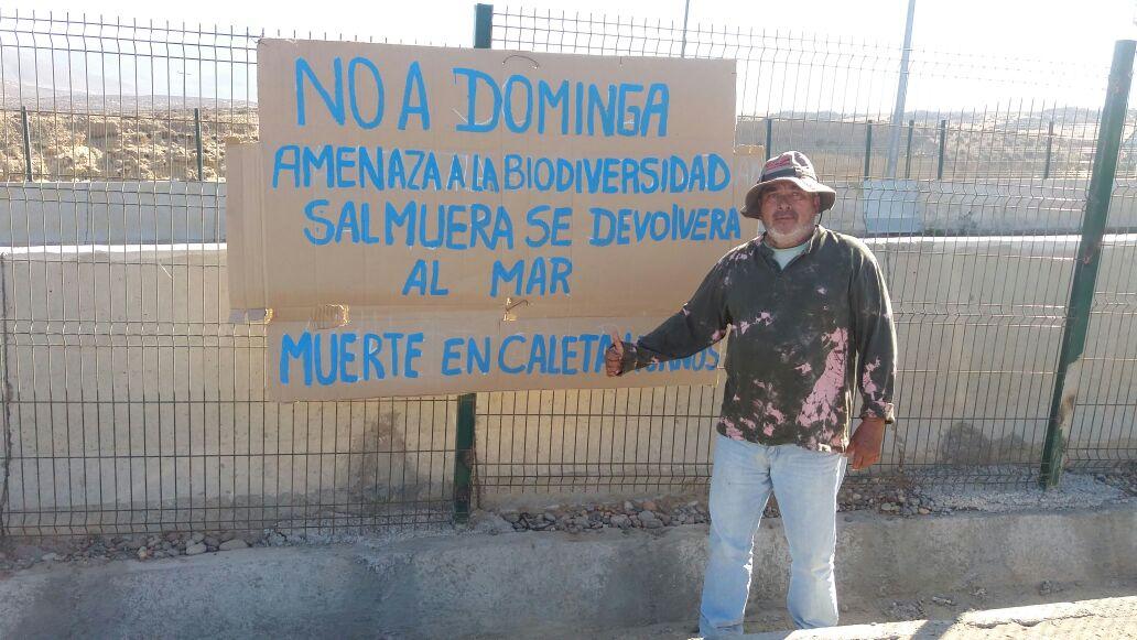Consejo regional de Coquimbo da «apoyo político» a proyecto minero-portuario Dominga en La Higuera