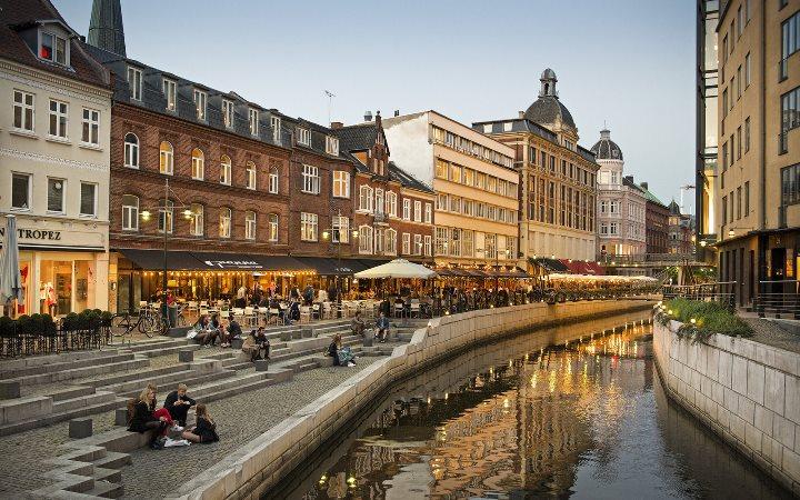 Dinamarca: Planta de tratamiento de aguas se alimenta de energía con biogas de aguas servidas