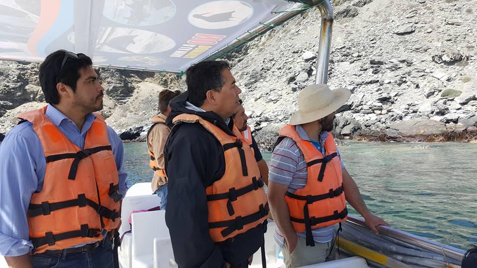 """Fiscalizan proyecto «Dominga» en Punta Choros:  """"Este es un proyecto que en su origen tiene vicios"""""""