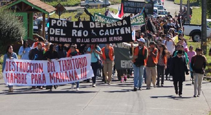 CODEFF celebra fallo de Tribunal Ambiental de Valdivia por Central Doña Alicia