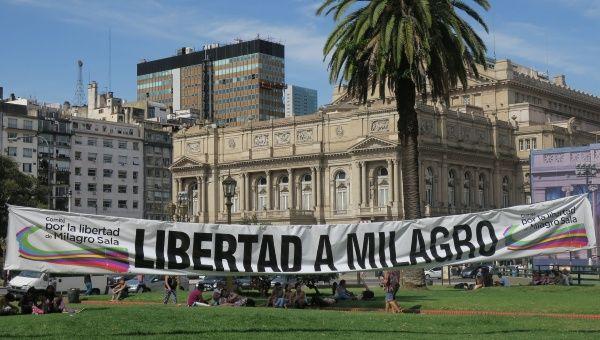 Argentina: Activista Milagro Sala es condenada a tres años de cárcel