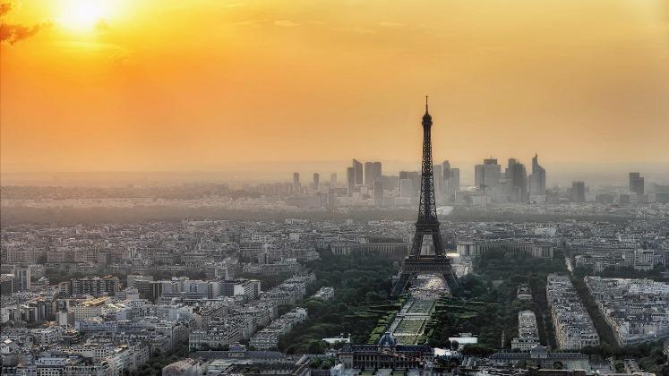 Investigadores encuentran polvo cósmico en los techos de París, Oslo y Berlín