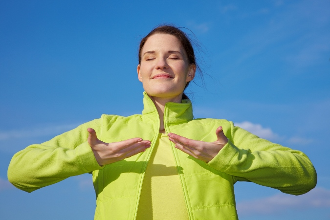 La respiración modula las funciones cognitivas y emocionales en el cerebro
