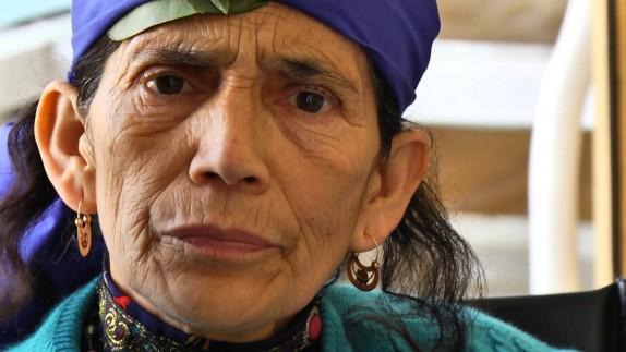 Justicia cambia medida cautelar de machi Francisca y termina su huelga de hambre tras 14 días