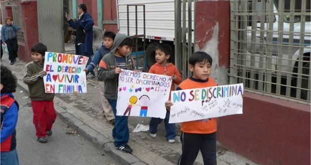 """Campaña """"Infancia sin condiciones"""": Niños migrantes como ciudadanos propios"""
