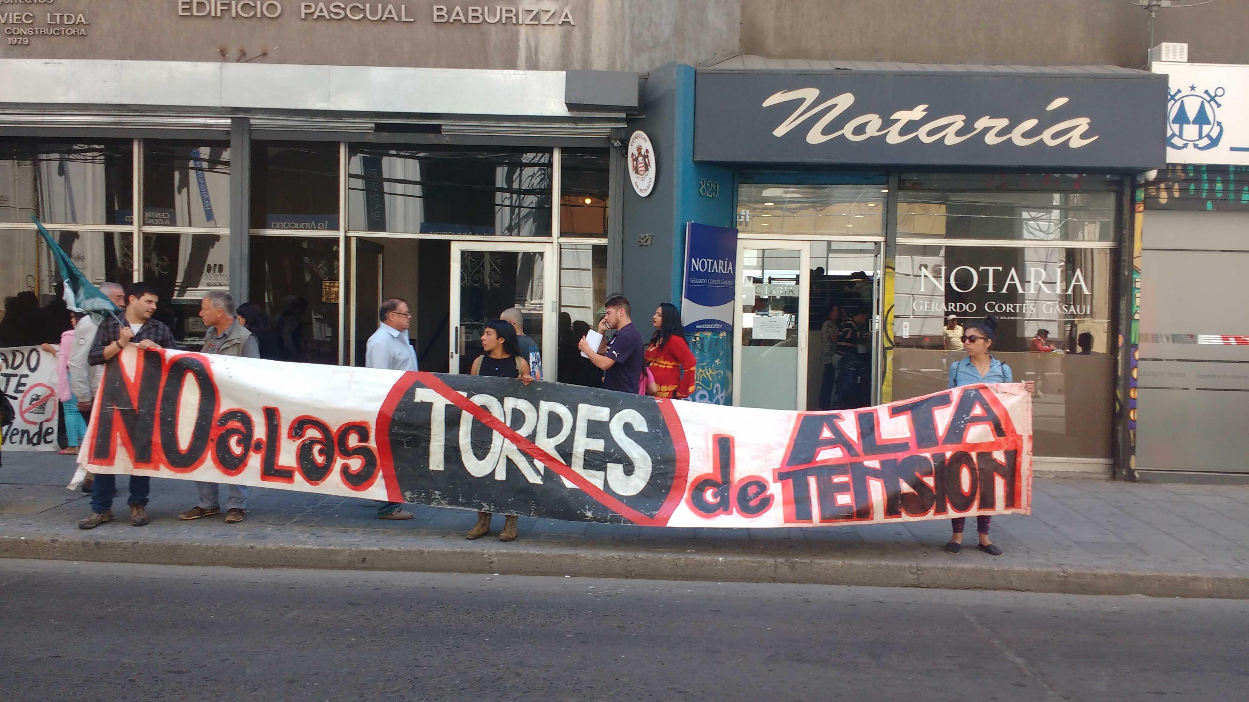 En Valparaíso la comunidad se organiza contra megaproyectos energéticos