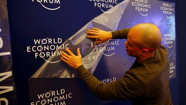 El Foro Económico de Davos arranca nueva edición con la vista puesta en Trump
