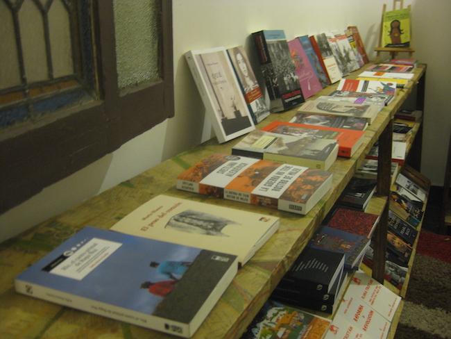 Los Caminos de Casilda: Abre las puertas la primera librería feminista de Chile