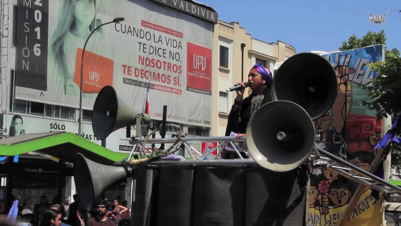 Vocera de Francisca Linconao desmiente a ministra Pascual: «No han movido un dedo por la machi»