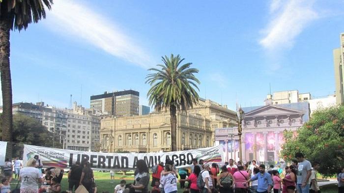 Organizaciones sociales argentinas marcharán por Milagro Sala