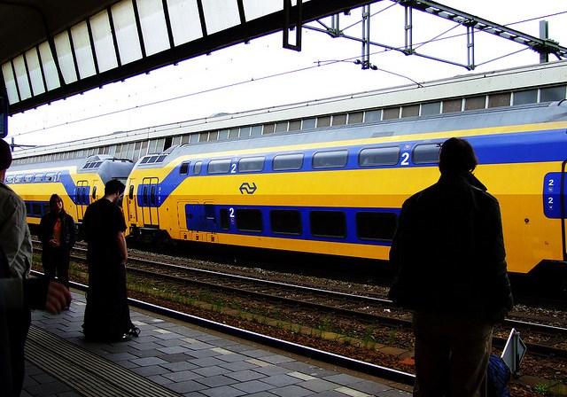 El 100% de los trenes eléctricos en Holanda ahora funcionan con energía eólica