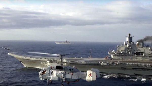 Rusia inicia retirada de una parte de sus tropas en Siria