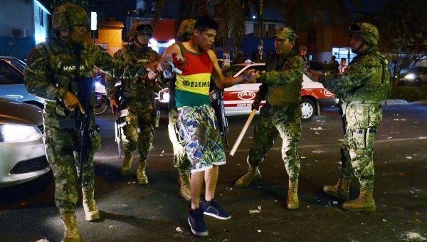 México: Más de 250 detenidos por protestas por «gasolinerazo»