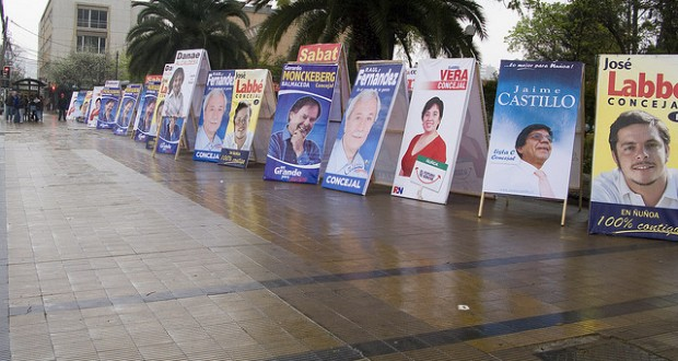 Servel autoriza propaganda electoral para primarias en 2.949 espacios