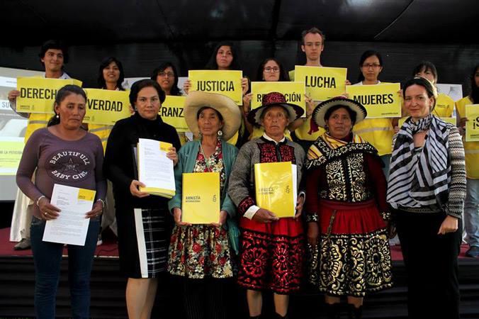 Esterilizaciones forzadas en Perú: mujeres víctimas luchan porque se haga justicia