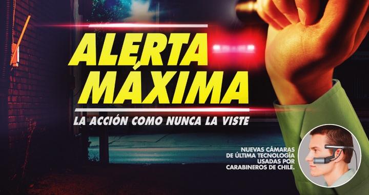 """CNTV sanciona a """"Alerta Máxima"""" de CHV por vulnerar dignidad de personas privadas de libertad"""