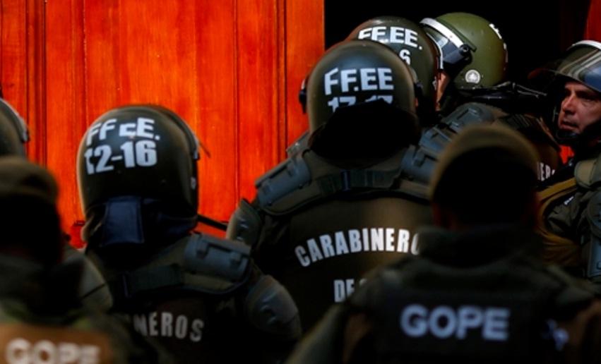 Carabinero que denunció engaño a juez de Coyhaique sufre abandono de la institución