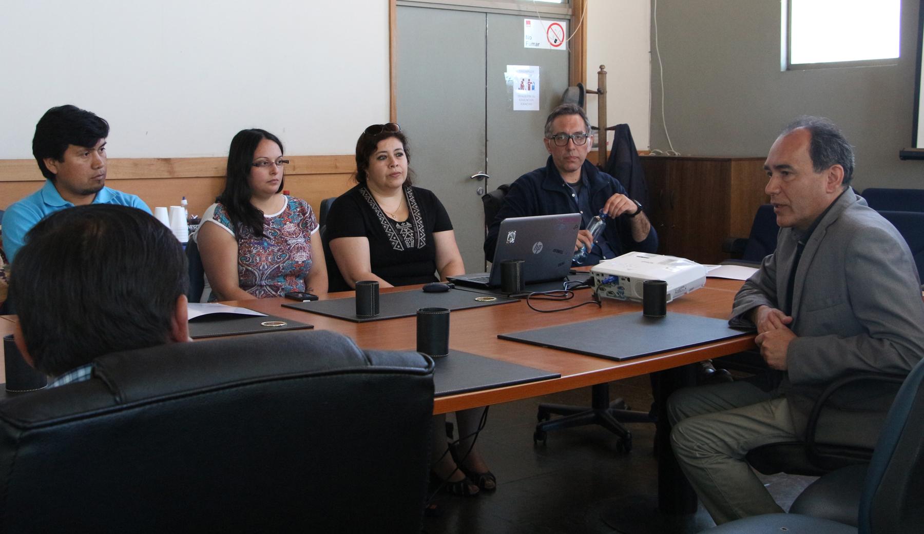 Presentan ante comunidades  investigación sobre lonkos Magiñ Wenu y Külapang