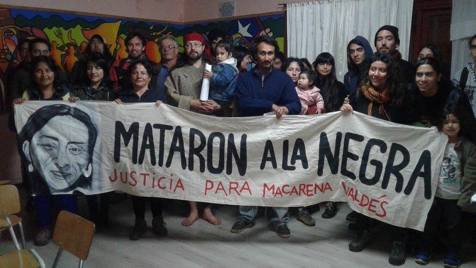 """Van 3 años de impunidad: La """"extraña"""" muerte de Macarena Valdés, luchadora social contra las hidroeléctricas"""