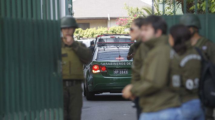 Decretan prisión preventiva para carabinero imputado por homicidio frustrado en Vilcún