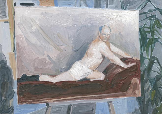 ¿Fan de Seinfeld? Increíbles pinturas inspiradas en la serie