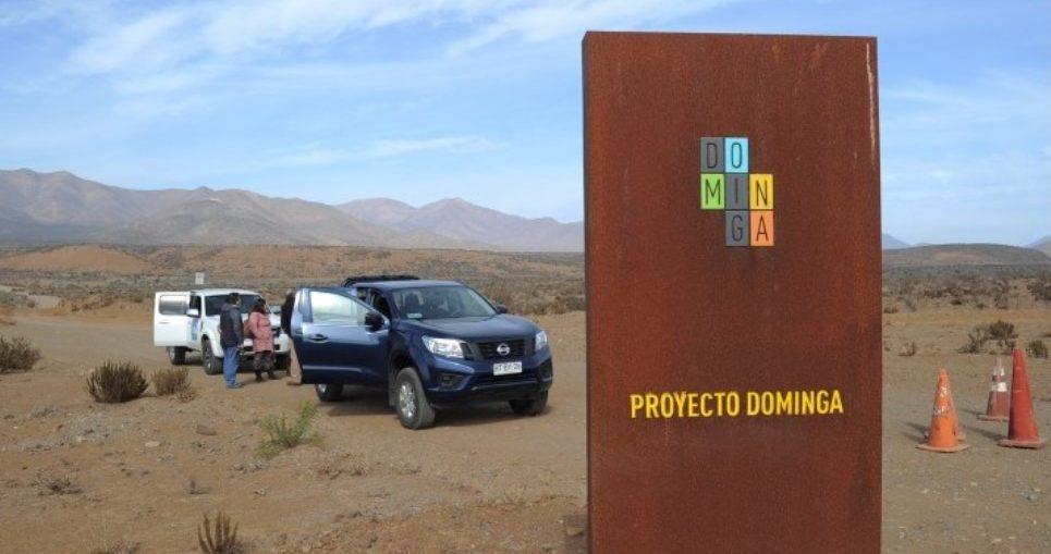 Aclaración: ¡El proyecto minero Dominga no ha sido aprobado!
