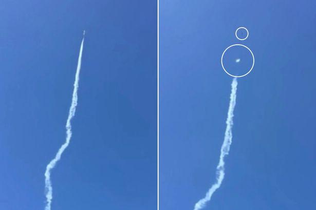 Así están informando los medios internacionales sobre el video del avistamiento de un OVNI en Chile