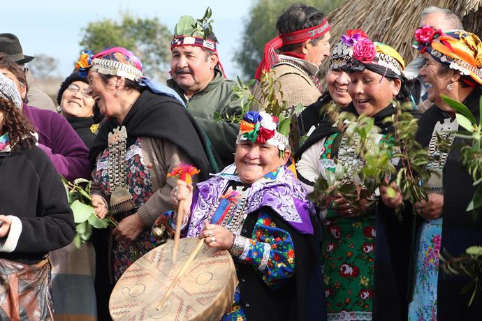 Proponen que cada 24 de junio se conmemore el Wetripantu o Año Nuevo Mapuche