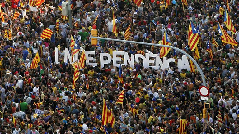 España: aumenta la tensión y Cataluña recurrirá las sanciones de Madrid