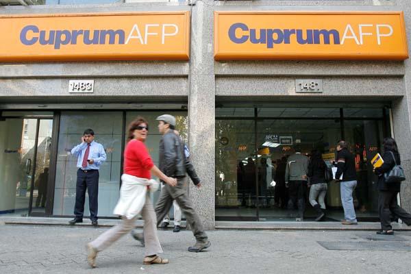 """Presentan demanda contra Cuprum: """"Vamos a rescatar los 80 mil millones que le quiere esquilmar al Estado"""""""