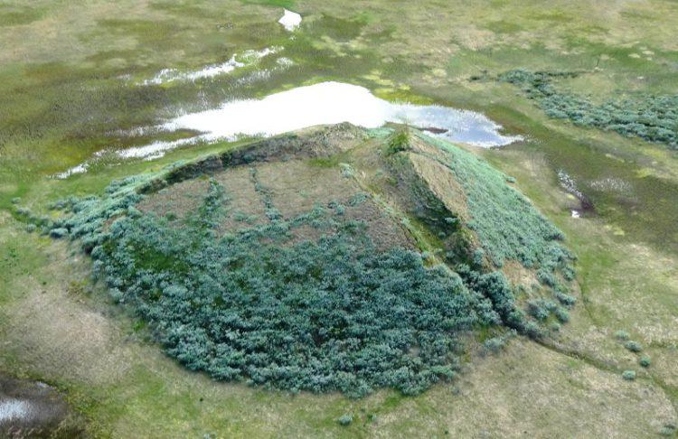 Preocupante: Miles de «burbujas» con gas metano han aparecido en el suelo de Siberia