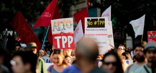 Chile Mejor sin TPP en alerta ante intentos del Gobierno por reflotar Acuerdo Transpacífico