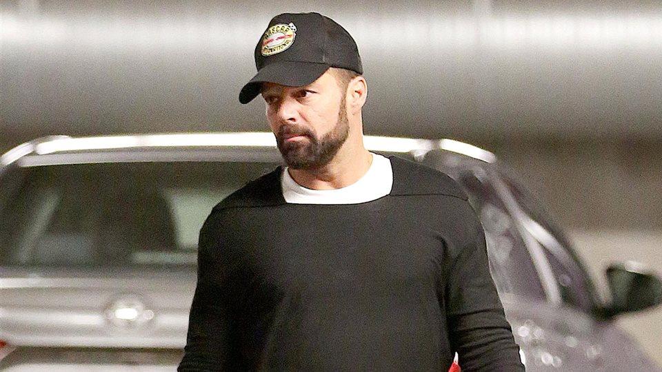 Esta es la fotografía que muestra la terapia que está haciendo Ricky Martin para mejorarse de su mal estado de salud