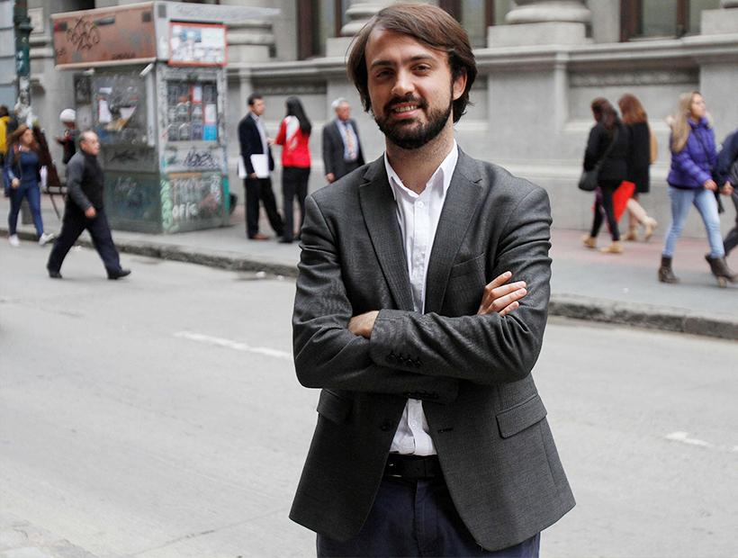 """Jorge Sharp y Cuenta Pública del 1 de junio: """"Tenemos confianza en el movimiento social"""""""