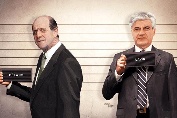 Caso Penta: Defensa presenta denuncia por supuestas filtraciones desde la fiscalía