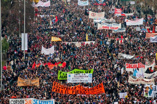 """""""No hemos sido escuchados por el Gobierno"""": El desalentadorpanorama que recibirá a la primera marcha estudiantil delaño"""