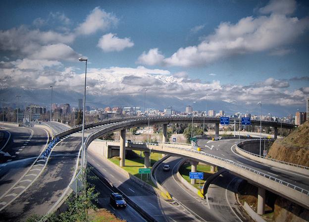 Fusión de los dos mayores concesionarios de carreteras locales controlaría más de 1000 kilómetros de ruta