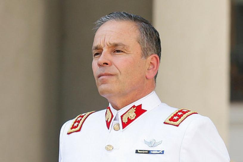 Detienen a hermano de Comandante en Jefe del Ejército por violación a los Derechos Humanos