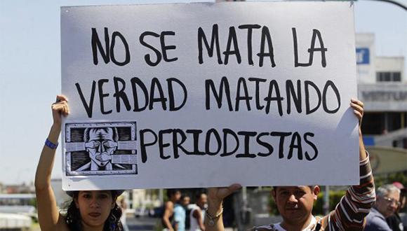 México: asesinan a periodista y ya suman 10 los casos en 2017